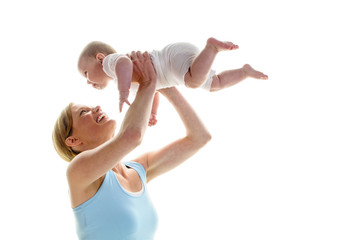 Gym Pilates maman – bébé