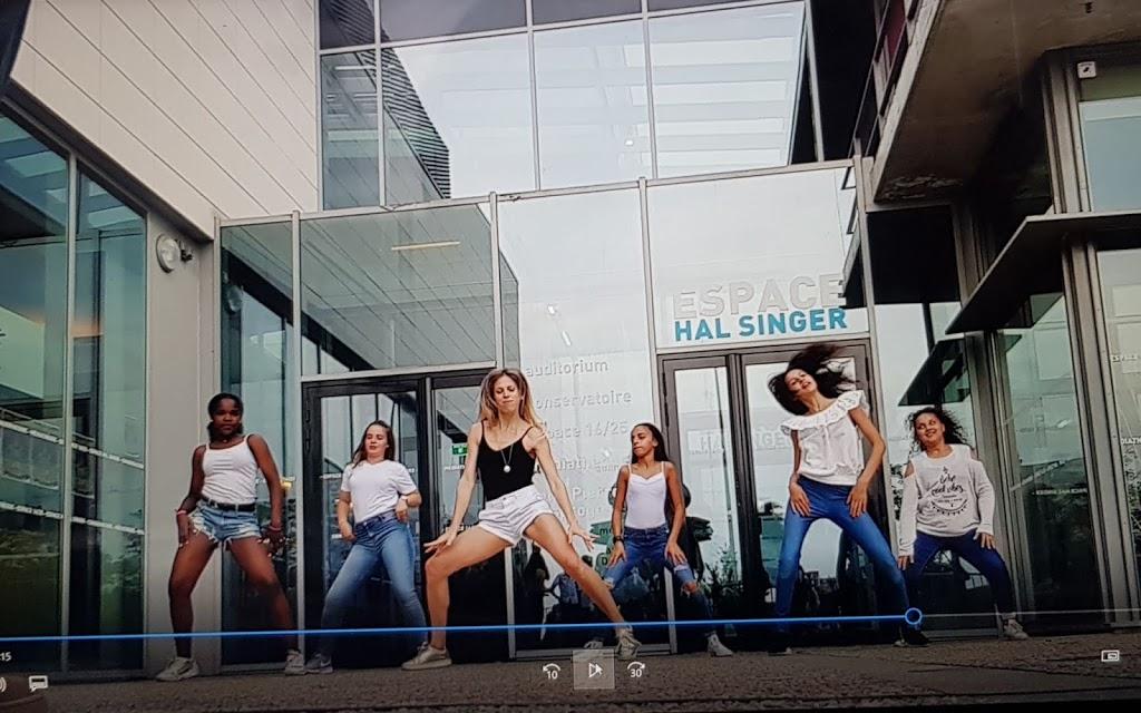 La scène ouverte des élèves… Hip Hop au Hal Singer de Chatou !