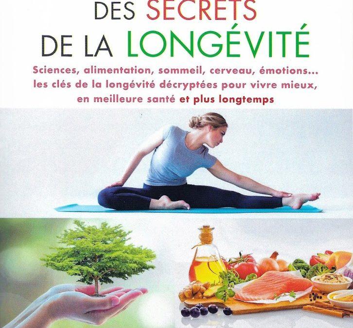 Le grand livre sur la longévité : Gabrielle partage sa grande expertise de coach