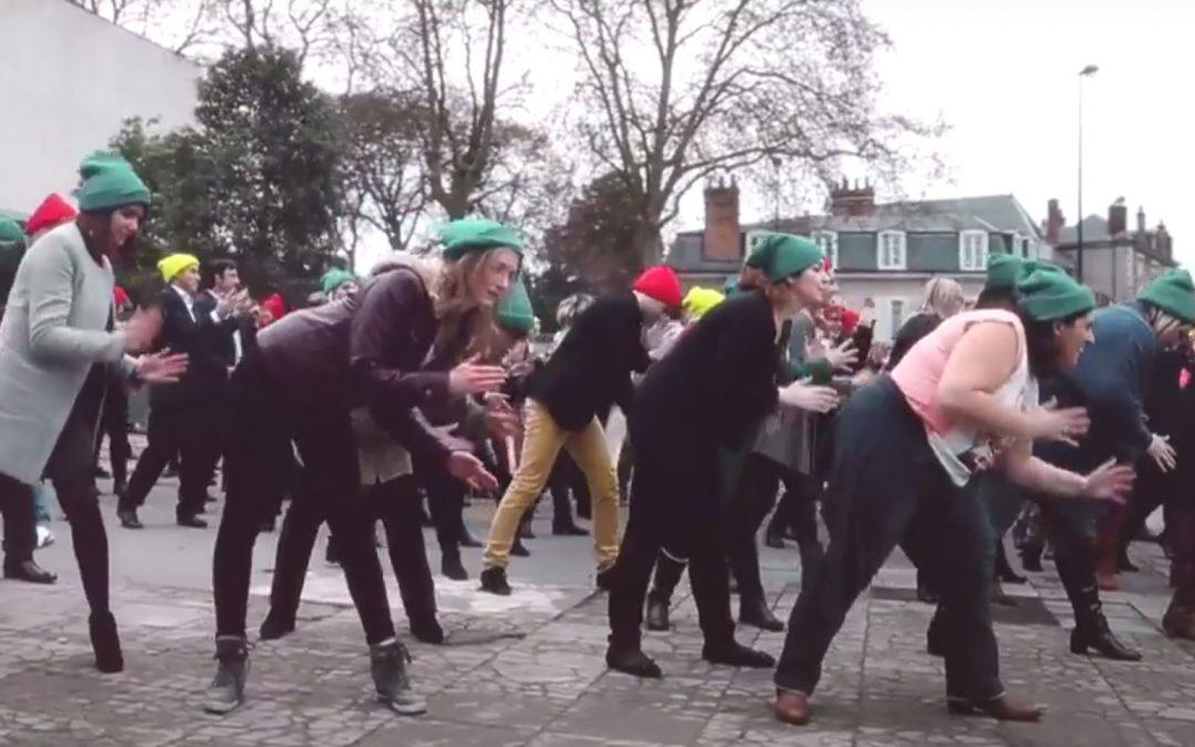 Un Flashmob pour votre prochaine fête ?