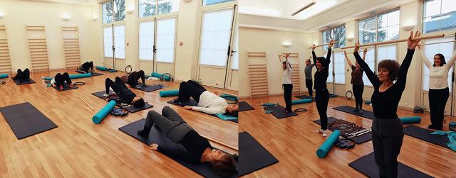 2 ateliers pilates : Barre au sol & technique espalier à Marnes
