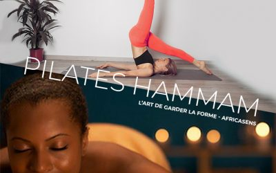 Stage Cocooning : Pilates & Hammam – Vendredi 28 Juin à Saint-Germain-en-Laye