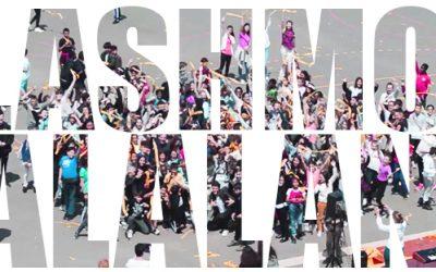 flashmob Lalaland