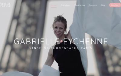 Lancement du site Danceuse Chorégraphe !