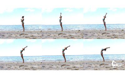Routine yoga pour l'été